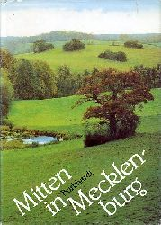 Burkhardt, Albert:  Mitten in Mecklenburg. Wanderungen im Lande Fritz Reuters.