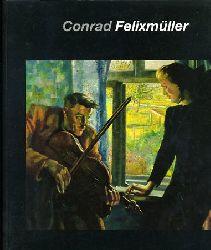 Conrad Felixmüller. Felixmüller und die Sorben. Felixmüller a Serby.