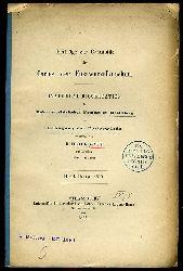 Dreser, Heinrich:  Zur Chemie der Netzhautstäbchen.