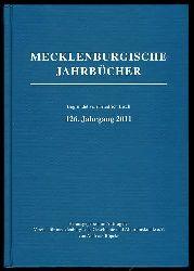 Röpke, Andreas (Hrsg.):  Mecklenburgische Jahrbücher 126. Jahrgang 2011.