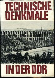 Douffet, Heinrich:  Technische Denkmale in der Deutschen Demokratischen Republik.