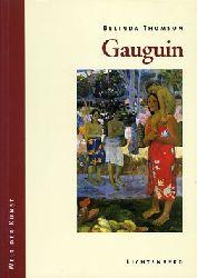 Thomson, Belinda:  Gauguin.