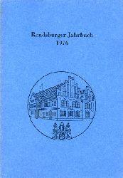 Rendsburger Jahrbuch 1976.