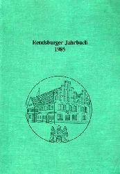 Rendsburger Jahrbuch 1985.