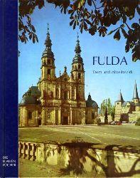 Pralle, Ludwig:  Fulda. Dom und Abteibezirk. Die blauen Bücher.