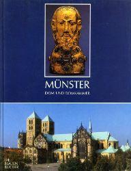 Jaszai, Geza:  Dom und Domkammer in Münster. Die blauen Bücher.