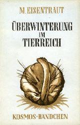 Bechtle, Wolfgang:  Überwinterung im Tierreich. Kosmos. Gesellschaft der Naturfreunde. Kosmos-Bändchen 208.