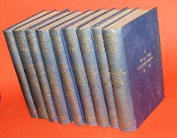 Shakespeare, William:  Sämtliche Werke. 9 Bände. Vollständig.
