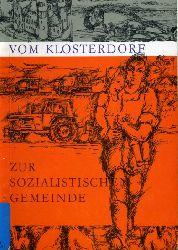 Kintzel, Walter:  Vom Klosterdorf zur sozialistischen Gemeinde. Darß 1274-1974. Aus der Geschichte eines mecklenburgischen Dorfes.