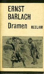 Barlach, Ernst:  Dramen. Reclams Universal-Bibliothek Bd. 1261. Belletristik.