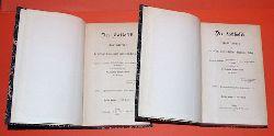 Raich, Johann Michael:  Der Katholik. Zeitschrift für katholische Wissenschaft und kirchliches Leben. 73. Jahrgang 1893. Erste Hälfte und Zweite Hälfte. Dritte Folge 7.-8. Band.