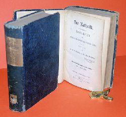 Heinrich, Johann Babtist und Christoph Moufang:  Der Katholik. Zeitschrift für katholische Wissenschaft und kirchliches Leben. 54. Jahrgang 1874. Neue Folge. 31. und 32. Band.