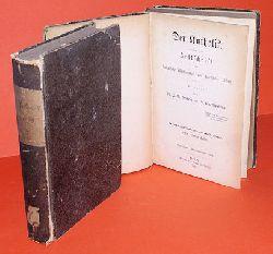 Heinrich, Johann Babtist und Christoph Moufang:  Der Katholik. Zeitschrift für katholische Wissenschaft und kirchliches Leben. 59. Jahrgang 1879. Neue Folge. 41. und 42. Band.