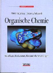 Fox, Marye Anne und James K. Whitesell:  Organische Chemie. Grundlagen, Mechanismen, bioorganische Anwendungen.