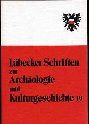 Fehring, Günter P. (Hrsg.):  Glas- und Keramikfunde des späten Mittelalters und der frühen Neuzeit aus Lübeck. Lübecker Schriften zur Archäologie und Kulturgeschichte 19.