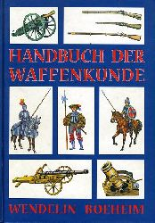 Boeheim, Wendelin:  Handbuch der Waffenkunde.