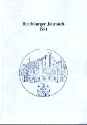 Rendsburger Jahrbuch 1981.