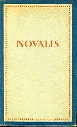 Beheim-Schwarzbach, Martin:  Novalis. Friedrich von Hardenberg.