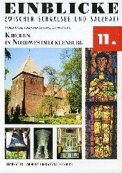 Molzen, Christian, Horst Stutz und Horst Ende:  Kirchen in Nordwestmecklenburg. Einblicke zwischen Schaalsee und Salzhaff 11.