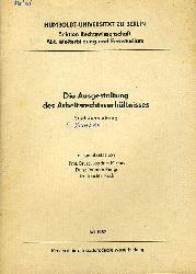 Michas, Joachim, Werner Rogge und Joachim Koch:  Die Ausgestaltung des Arbeitsrechtsverhältnisses. Studienanleitung. Material für die postgraduale Weiterbildung.