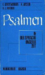 Gerstenberger, Erhard S. (Bearb.):  Psalmen in der Sprache unserer Zeit. Der Psalter und die Klagelieder.