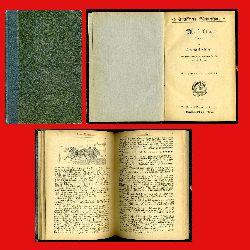 Schjörring, Johanne:  Melitta. Roman. Kürschners Bücherschatz (Bibliothek fürs Haus. Eine Sammlung illustrierter Romane und Novellen) Nr. 27.