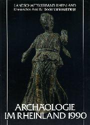 Archäologie im Rheinland 1990.