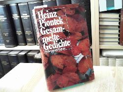 Piontek, Heinz:  Gesammelte Gedichte.