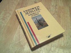 Schiller, Friedrich von:  Balladen und Gedichte.