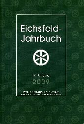 Eichsfeld Jahrbuch. 17 Jahrgang 2009.