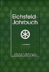Eichsfeld Jahrbuch. 8. Jahrgang 2000.