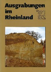 Archäologie im Rheinland 1981/82.