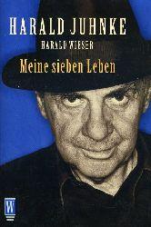 Juhnke, Harald und Harald Wieser:  Meine sieben Leben. Wunderlich-Taschenbuch 26325.