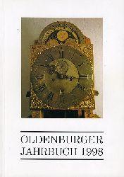 Oldenburger Jahrbuch 98. 1998.