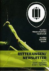 Mitteilungen. Newsletter 54. 1-4.