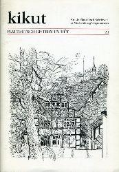 Von de Plattdütsch-Schriewer ut Meckelnborg-Vörpommern, Kikut. Plattdütsch gistern un hüt 21.