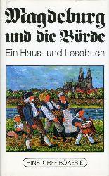 Schmidt, Hanns H. F. (Hrsg.):  Magdeburg und die Börde. Ein Haus- und Lesebuch. Hinstorff-Bökerie 30. Niederdeutsche Literatur.
