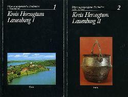 Kreis Herzogtum Lauenburg. Teil 1: Einführende Aufsätze und Exkursion, Teil 2: Exkursionen. Führer zu archäologischen Denkmälern in Deutschland. Bd. 1 und 2.