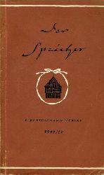Der Speicher. Kleines Lesebuch 1949-1950.