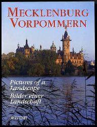 Crepon, Tom:  Mecklenburg-Vorpommern. Bilder einer Landschaft.