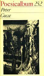 Gosse, Peter:  Poesiealbum. Die modernen Lyrikhefte 252.