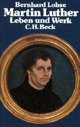 Lohse, Bernhard:  Martin Luther. Eine Einführung in sein Leben und sein Werk. Beck`sche Elementarbücher.