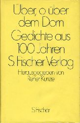 Kunze, Reiner (Hrsg.):  Über, o über dem Dorn. Gedichte aus 100 Jahren S. Fischer-Verlag.