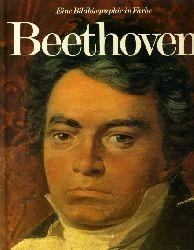 Basile, Marianna:  Beethoven. Eine Bildbiographie in Farbe.