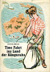 Theek, Peter:  Tims Fahrt ins Land der Känguruhs.