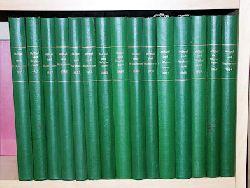 Möbel und Wohnraum. Fachzeitschrift für die Möbel- und Bautischler in Industrie und Handwerk 1954 bis 1963 und 1965 bis 1969 in 15 Jahrsbänden.