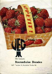Die Erdbeere.