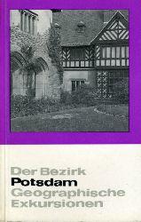Kramm, Hans J. (Hrsg.):  Der Bezirk Potsdam. Geographische Exkursionen. Geographische Bausteine. Neue Reihe 6.