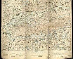 Karte 79. Schwerin a. d. Warthe. Haupt-Vertrieb der Karten der Kgl. Landes-Aufnahme