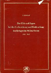 Rodow, B.:  Die USA und Japan bei der Vorbereitung und Entfesselung des Krieges im Stillen Ozean 1938 - 1941.